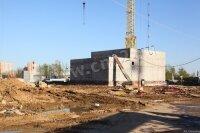2 квартал, строительство инж.сооружений