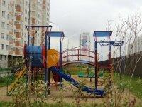 детская площадка 1 квартал