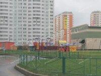 Детская площадка у корпуса 302
